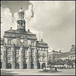 Fotokarte: LÜNEBURG, Rathaus, 1937                           gelaufen - 8,00 EUR