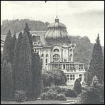 BAD WILDUNGEN: Am                                       fürstlichen Badehotel; 1936                                       gelaufen - 8,00 EUR