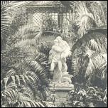 Fotokarte: FRANKFURT Palmengarten - PERSEUSGRUPPE;  1932 FRANKFURT am Main - 10,00 EUR