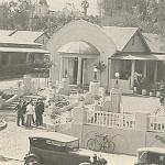 WINDHOEK, S.W.A.,                                             Fotokarte: Health Resort                                             (Sanatorium); 1929 nach                                             Bützow gelaufen - 25,00                                             EUR