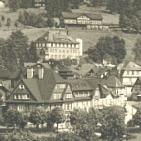 RIESENGEBIRGE: Fotokarte: Sudetengau,                               Spindelmühle, 1943 - 6,00 EUR