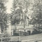 Waldhaus Naupoldsmühle im MÜHLTAL,                                 1953 gelaufen - 7,00 EUR