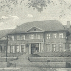 BITTERFELD: Lutherhaus, 1951                                   gelaufen - 12,00 EUR