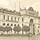 Fotokarte: GERA                                               Hauptbahnhof, 1954 - 8,00                                               EUR
