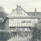 RITTERBERG, FERIENHEIM des VEB                                   Gärungschemie Dessau - 6,00 EUR