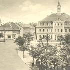 OHRDRUF, Fotokarte: Markt                                           mit Rathaus - 7,00 EUR