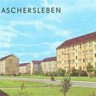 ASCHERSLEBEN: 3 Ansichten von                                     1979 - 3,00 EUR