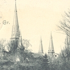 OLDENBURG im Gr.; 1900                                             nach Roßdorf-Genthin -                                             18,00 EUR