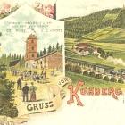 LITHO: KUHBERG b.                                         Schönheide, Erzgeb.; 2 Abb.:                                         1898 gel. - 15,00 EUR