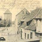 OSNABRÜCK,                                             Bocksthurm, Häuser,                                             1899 - 15,00 EUR