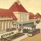 GÖRLITZ:                                               Bahnhof; 1926 - 14,00 EUR