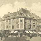 AK GUBEN Zindelplatz;                                               1928 nach Oranienbaum                                               gelaufen - 12,00 EUR