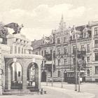 TILSIT (Ostpreußen):                                 Gerichtsstraße, FELDPOST 1915 - 22,00                                 EUR
