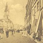 HIRSCHBERG                                                 (Schlesien): Markt, H.                                                 GROLLMUSS;                                                 Medicinaldrogerie ~ 1925                                                 - 18,00 EUR