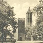 LIEGNITZ (Schlesien): Glogauer Tor;                               1929 gelaufen - 12,00 EUR