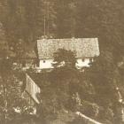 Fotokarte: BAD KUDOWA                                       (Schlesien) Forsthaus; 1929 - 6,                                       EUR
