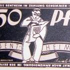 4 kleine Scheine, Notgeld, Städtegeld                             aus BENTHEIM - 13,00 Eur