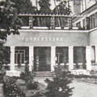MÖSER (Sachsen-Anhalt) Tannengrund;                                 1956 gelaufen - 5,00 EUR