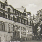 "SCHIERKE, Fotokarte:                                   Jugendherberge ""Alexander                                   Matrossow"", 1955 gelaufen - 3,00                                   EUR"