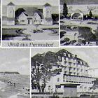 HERINGSDORF                                                         (Usedom) 5                                                         Ansichten; 1959                                                         gelaufen - 3,00                                                         EUR