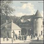 FELDPOST                                                   Neuruppin 1915:                                                   Rheinsberger Tor -                                                   15,00 EUR