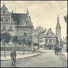 SPEYER, FELDPOST Wittenberg (Bz.                                   Halle) 1918: Speyer, Partie am                                   Amtsgericht - 15,00 EUR